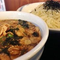 「和風つけ麺 830円」@手打ちラーメン 金正の写真