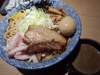 「煮干し和え鶏白湯そば(中盛)」@麺屋 一燈の写真