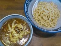 「【6月限定】浅くて深いカレーつけ麺 ¥780」@ラーメンアキラの写真