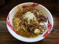 「酸辣湯麺(大盛):790円(大盛無料)」@つけ麺処 くっちゃいな 環七通り店の写真