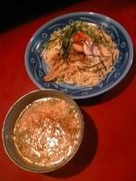 「うなぎつけ麺900円」@八べえの写真
