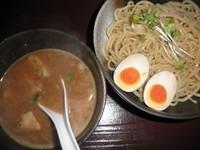 「まろ味つけ麵 「780円」」@つけ麺 らーめん 研究所の写真