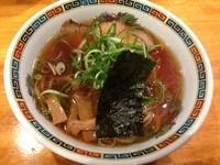 「醤油 (700円)」@ラーメン 坊也哲の写真