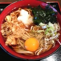 「かけそば(¥380)」@蕎麦 さだはる 西新橋店の写真