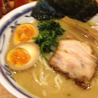 「味玉らーめん700円」@麺座風水の写真
