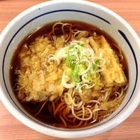 「ごぼう天(¥370)」@吉そば 渋谷店の写真