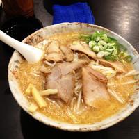 「味噌チャーシュー」@八龍 千代田店の写真