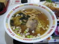 「チキンかつとラーメンセット 850円」@洋食中華 エチゴヤの写真