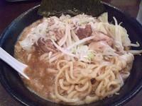 「濃厚ニンニクラーメン¥750」@麺屋 一慶の写真