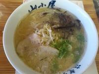 「ラーメン ¥580」@筑豊ラーメン 山小屋 安岐店の写真