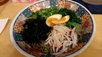 「翡翠麺 ¥840」@清華ラーメンの写真