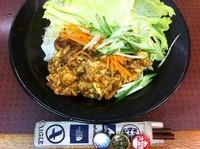 「ジャージャー麺」@餃子の王将 桃谷店の写真