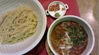 「つけ麺(800円) 大盛(無料)」@麺榮 王様のラーメンの写真