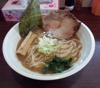 「ラーメン大盛(680円+100円)」@紗々の写真