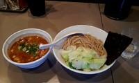 「海老味噌つけめん」@つけ麺 五ノ神製作所の写真