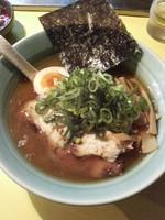「3番(醤油)700円」@らーめん研究所の写真