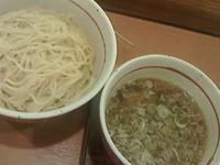 「つけそば麺並200g750円」@麺屋 えぐちの写真