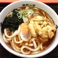 「朝うどん(¥300)」@名代 箱根そば 蒲田店の写真
