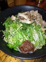 「シャキシャキ野菜の冷やし中華 750円」@知ったかぶりのブタの写真