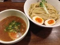 「濃厚鶏白湯味玉つけ麺 (870円)」@麺屋 藤しろ 目黒店の写真