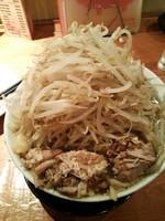 「豚さんちラーメン豚ダブル(太麺)」@豚さんちの写真
