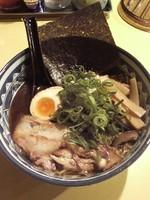 「5番(醤油)700円」@らーめん研究所の写真