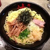 「辛味噌油そばW盛(¥730)」@東京油組総本店 赤坂見附組の写真