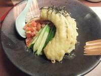 「季節限定、ゴマ味噌冷やし780円(3周年記念480円)」@麺場 龍吟の写真