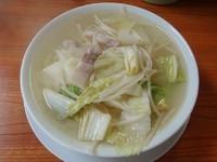 「湯麺(650円)」@うな瀧の写真
