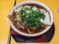 「中華そば(中)」@麺屋7.5Hz 東住吉店の写真
