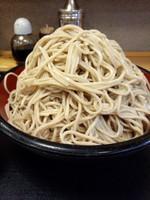 「富士山もりそば580円」@名代 富士そば 神田店の写真