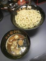 「つけ麺(中)680円」@麺屋 雷神の写真