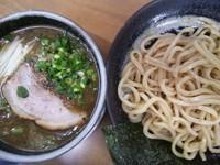 「煮干しつけ麺  1000円」@MENYA 食い味の道有楽の写真