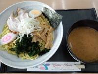 「つけ麺900+大盛160」@中央道 双葉SA(上り) レストランの写真
