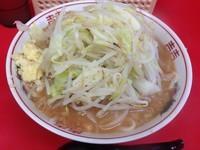 「ラーメン小 (650円)」@ラーメン二郎 仙台店の写真