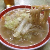 「太タンメン、半炒飯」@来来来の写真