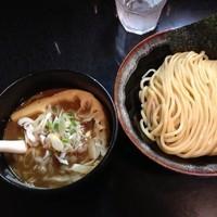 「つけ麺並盛り」@麺処 晴の写真