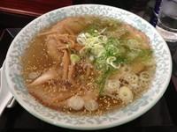 「塩特製チャーシュー麺、940円」@銀水の写真
