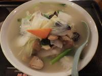 「タン麺」@福縁酒家の写真