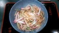 「和風冷麺」@小諸そば 東池袋店の写真