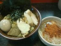 「スペシャルつけ麺(中)」@でれ助の写真