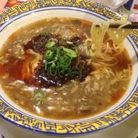 「酸辣湯麺」@バーミヤン 西東京田無店の写真