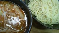 「辛味噌つけ麺」@つけ麺 きくちゃんの写真