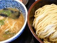 「濃厚魚介つけ麺(中盛)」@麺屋 一燈の写真