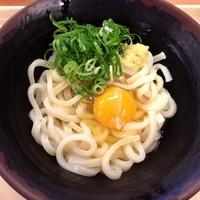 「かま玉(¥280)」@つるまる 新宿南店の写真