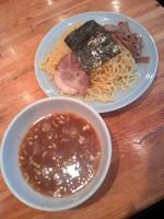 「つけ麺(大盛)600円」@寿楽の写真