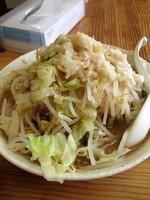 「ジャイ麺豚増し(ヤサイ、アブラ、カラメ)」@剛田製麺店 太田店の写真
