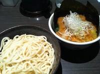 「辛つけ麺(ぶっこ盛)」@ぶっこ麺らーめんの写真