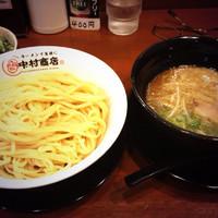 「こってり醤油つけ麺」@中村商店 南茨木の写真