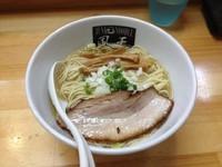 「煮干ソバ(S)+和え玉」@煮干中華ソバ イチカワの写真